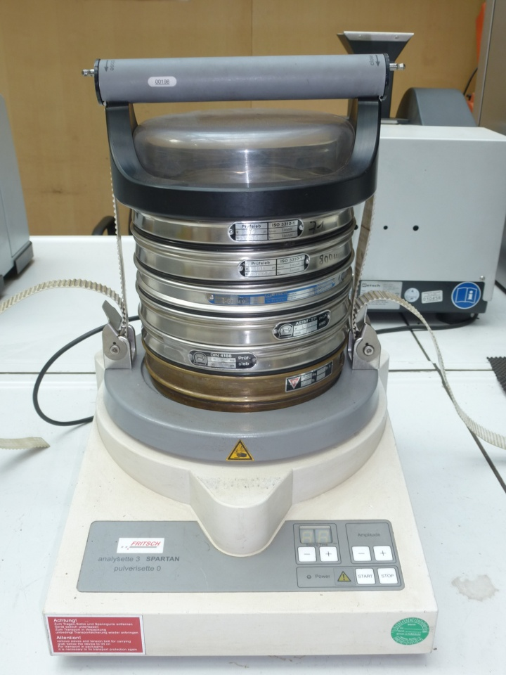 """Siebmaschine """"analysette 3"""" (c)"""
