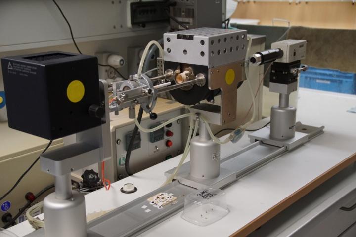 Erhitzungsmikroskop (c)