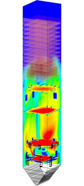Combustion and Steam Boiler Simulation   Institute of Combustion and ...