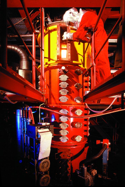 KSVA combustion chamber