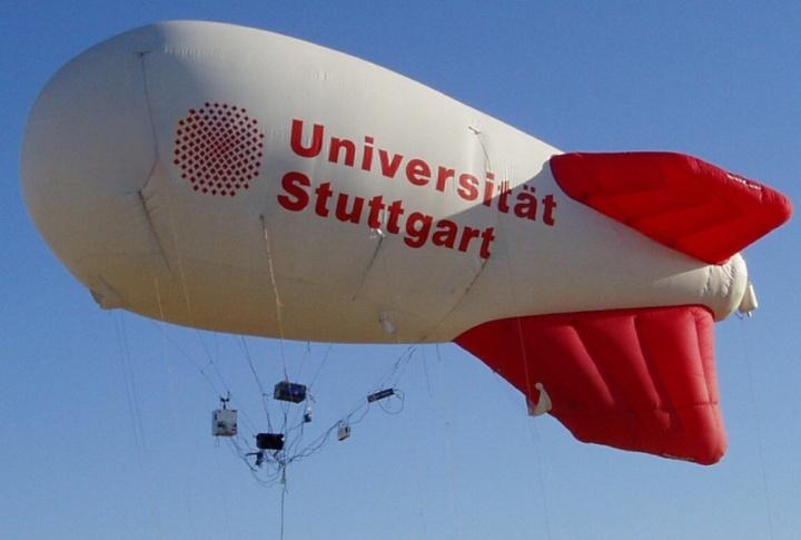 Fesselballonmesssystem