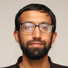 Dieses Bild zeigt Syed Muhammad Sami ur Rehman
